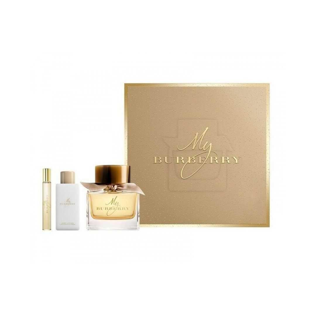Burberry My Burberry For Women Eau De Parfum 90ML Set