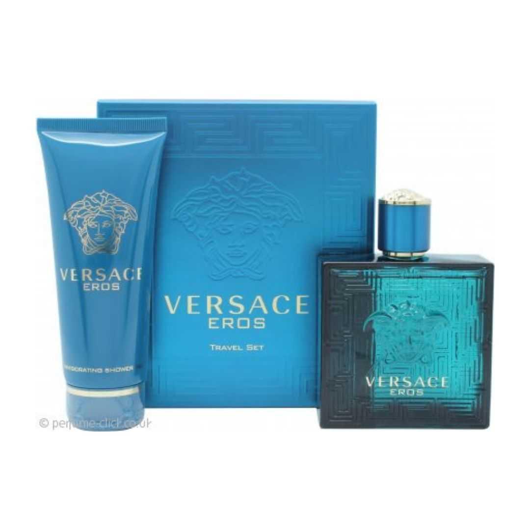 Versace Eros For Men Eau De Toilette 100ML Set