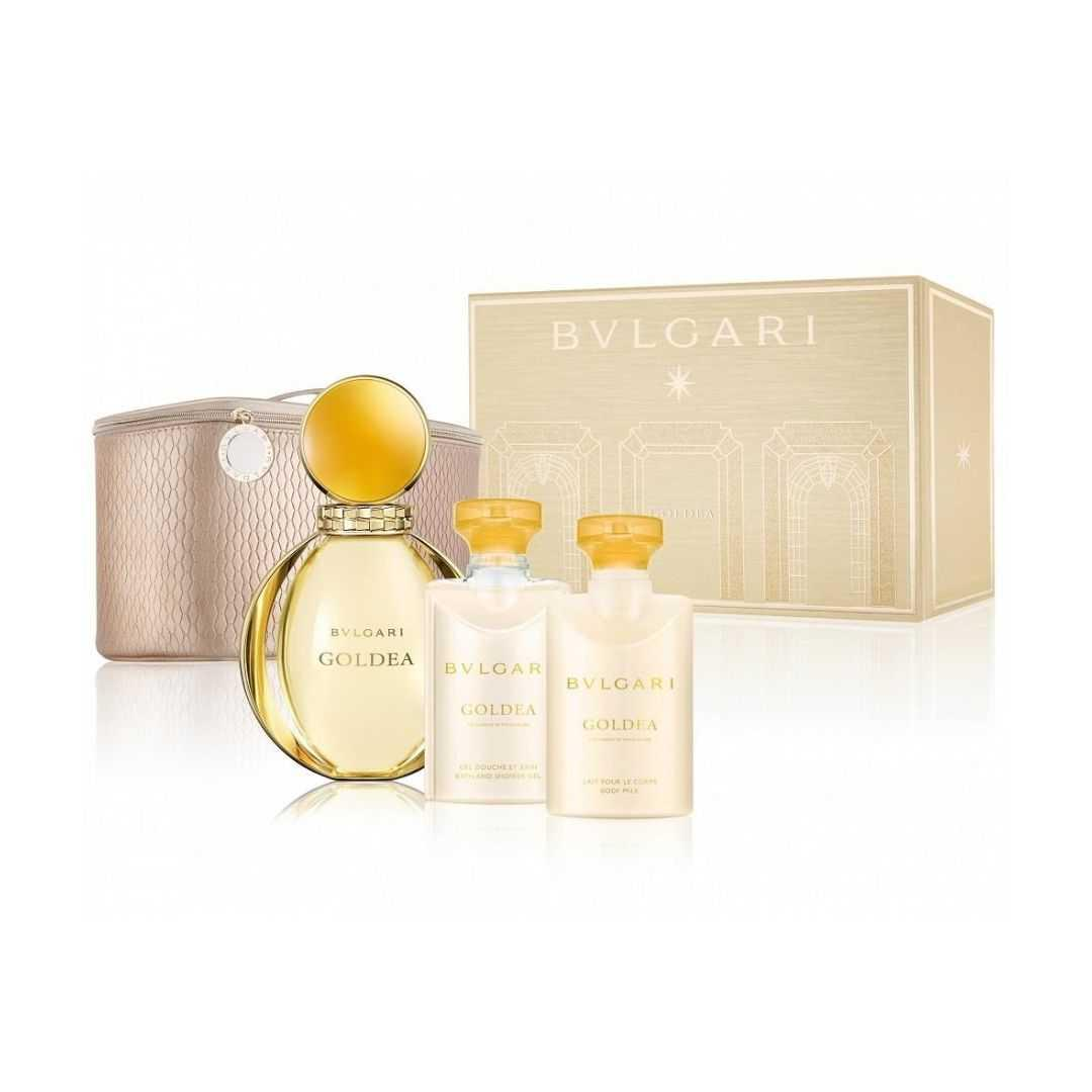 Bvlgari Goldea For Women Eau De Parfum 90ML Set