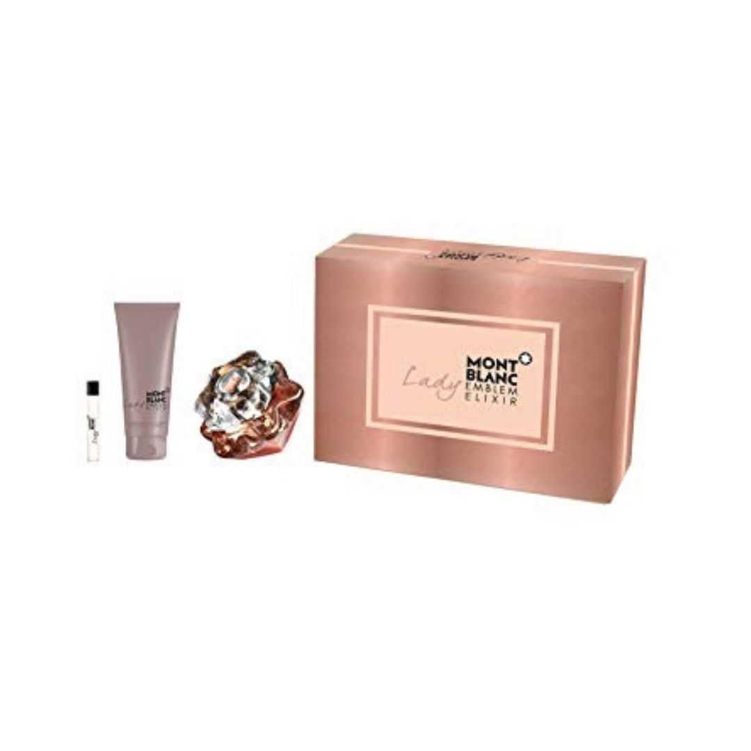 Mont Blanc Lady Emblem Elixir For Women Eau De Parfum 75ML Set