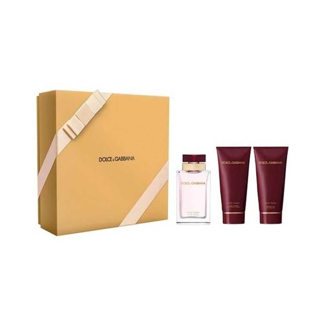 Dolce&Gabbana Pour Femme For Women Eau De Parfum 100ML Set