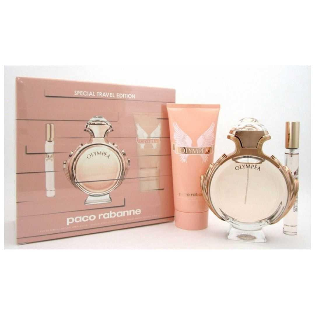 Paco Rabanne Olympea For Women Eau De Parfum 80ML Set