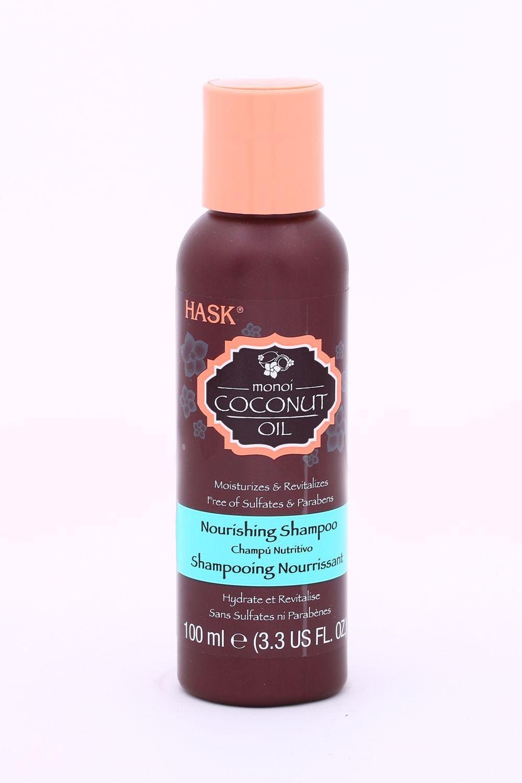 Hask Coconut Oil  Nourishing Shampoo 100ml