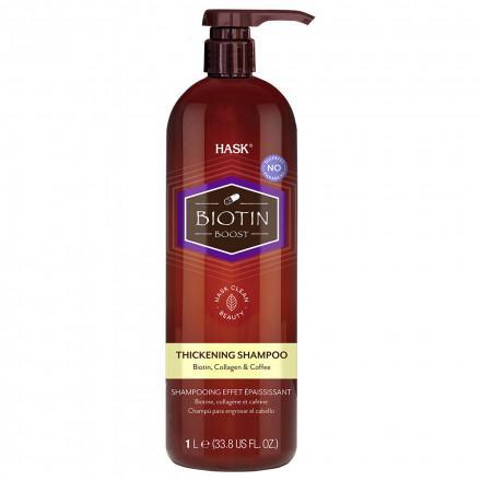 Hask  Biotin Boost Thickening Shampoo 1L