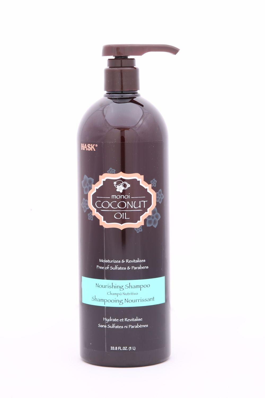 Hask Coconut Oil  Nourishing Shampoo 1 L