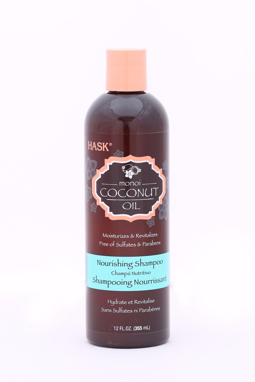 Hask Coconut Oil  Nourishing Shampoo 355ml