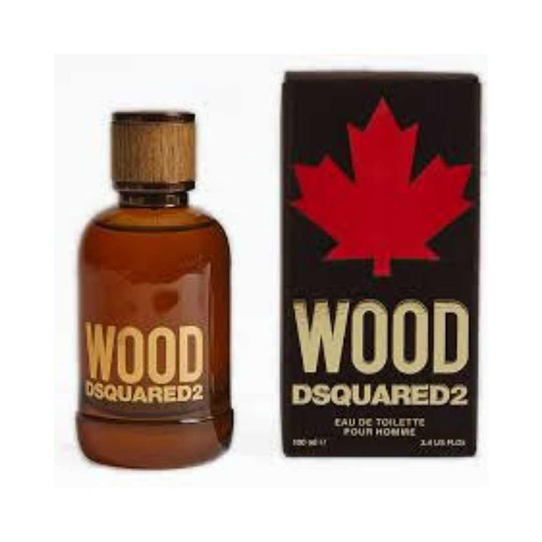 Dsquared2 Wood For Men Eau De Toilette 100ML