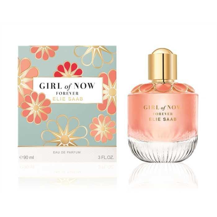 Elie Saab Girl Of Now Forever For Women Eau De Parfum 90ML