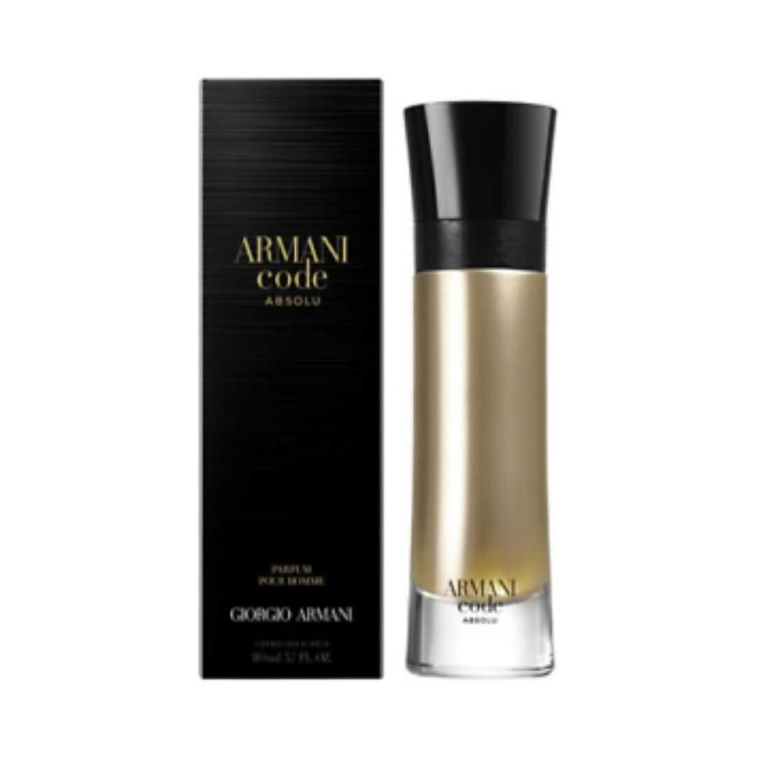 Armani Code Absolu Men Parfum