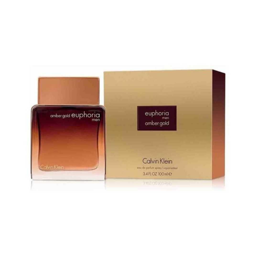 Calvin Klein Euphoria Amber Gold Men Eau De Parfum 100ML