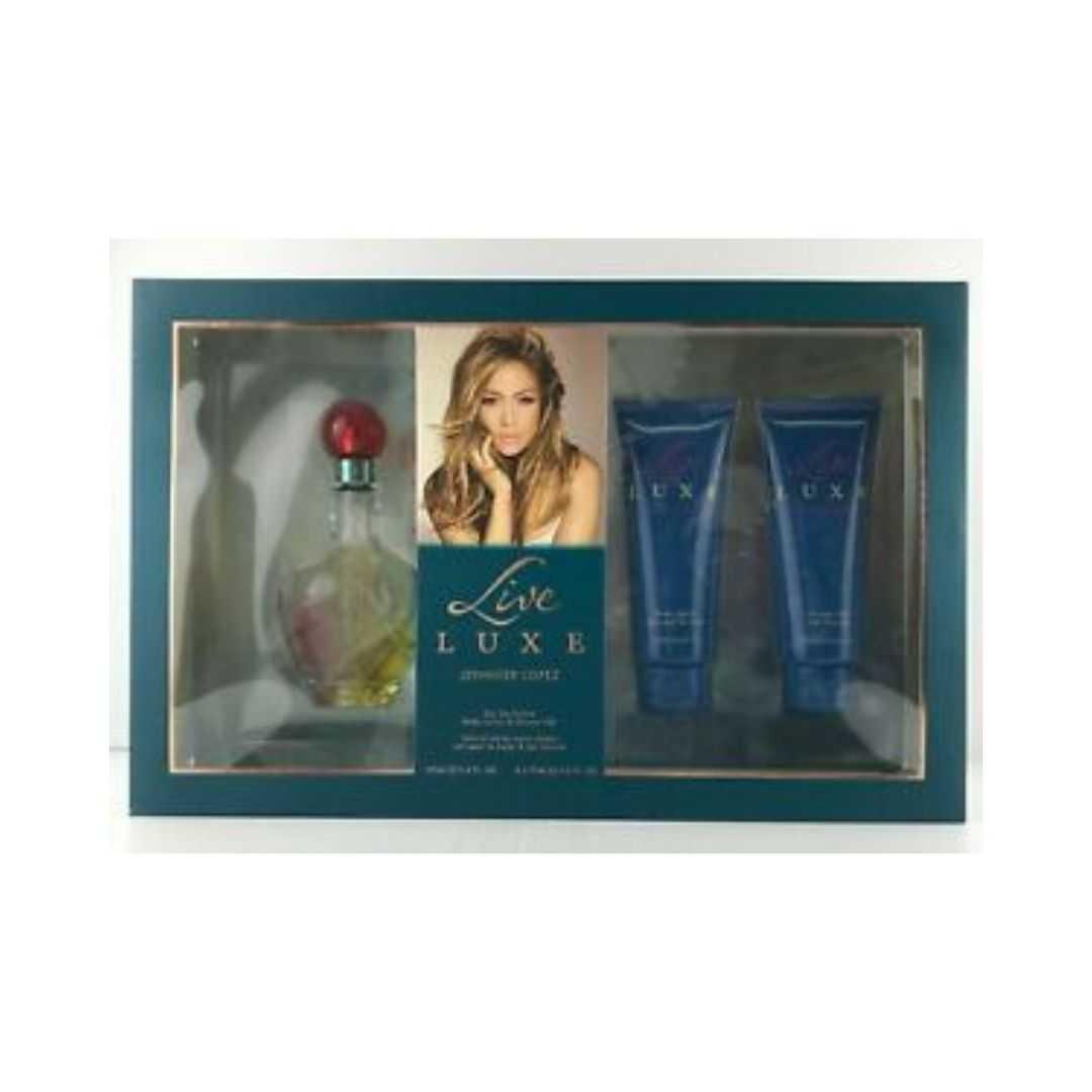 Jennifer Lopez Live Luxe For Women Eau De Parfum 100ML Set