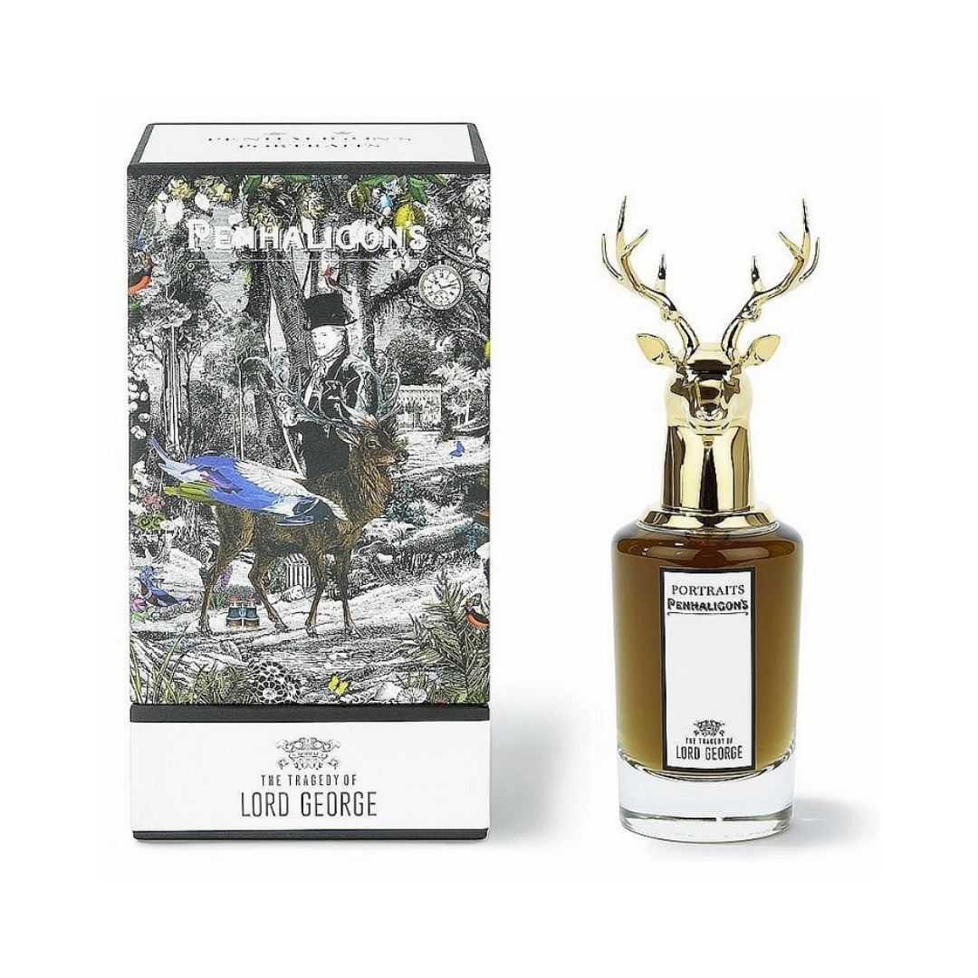 Penhaligons The Tragedy of Lord George For Unisex Eau De Parfum 75ML