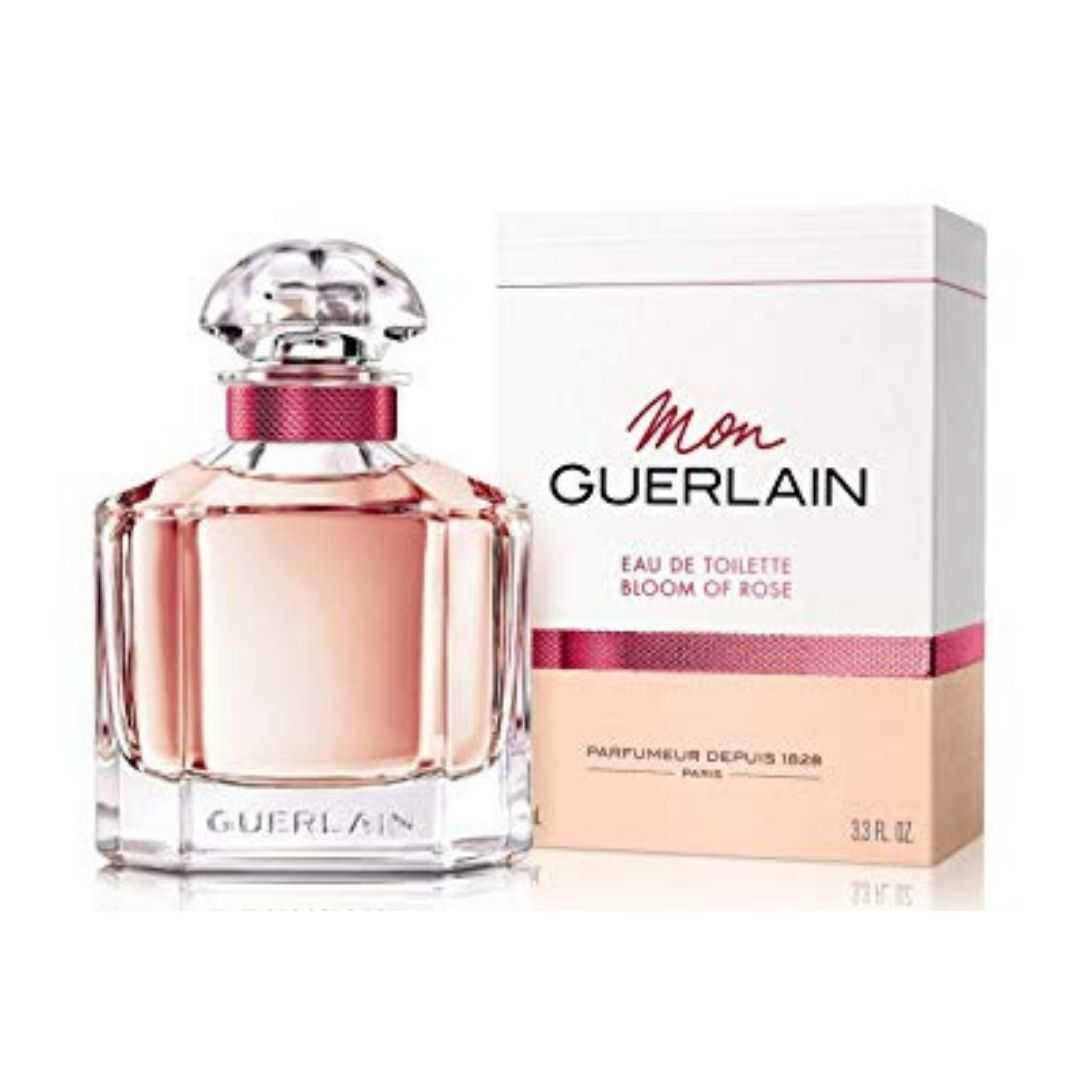 Guerlain Mon Guerlain Bloom Of Rose For Women Eau De Toilette 100ML