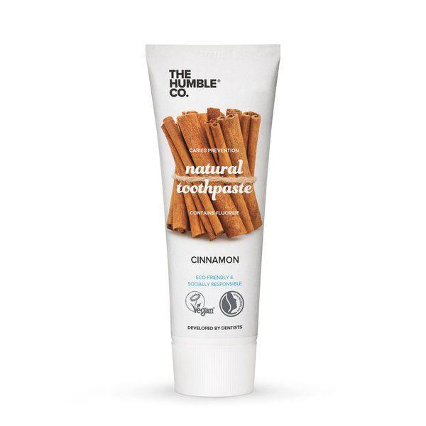 Humble Natural Toothpaste Cinnamon 75ml