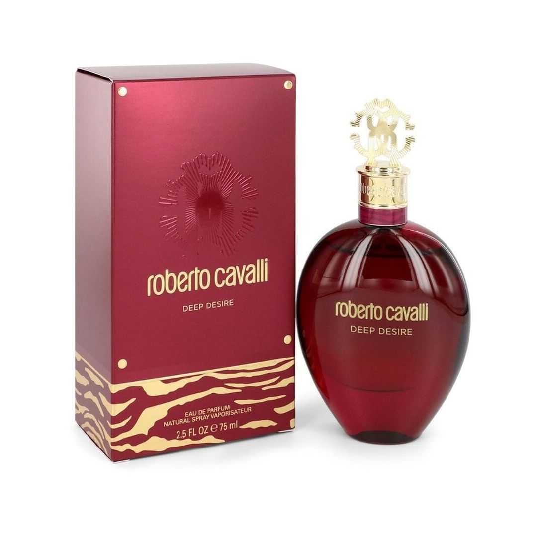 ROBERTO CAVALLI Deep Desire For Women Eau De Parfum 75ML