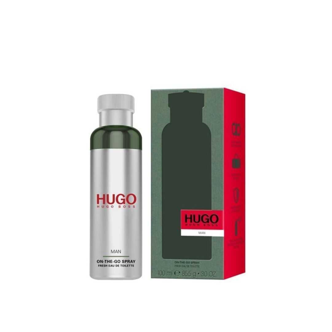 Hugo Boss Man On-the-Go Spray Fresh Eau De Toilette 100ML