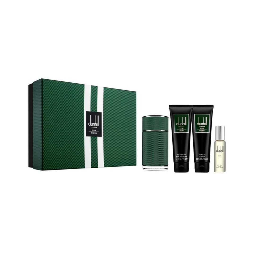 Dunhill London Icon Racing Men Eau De Parfum 100ML Set