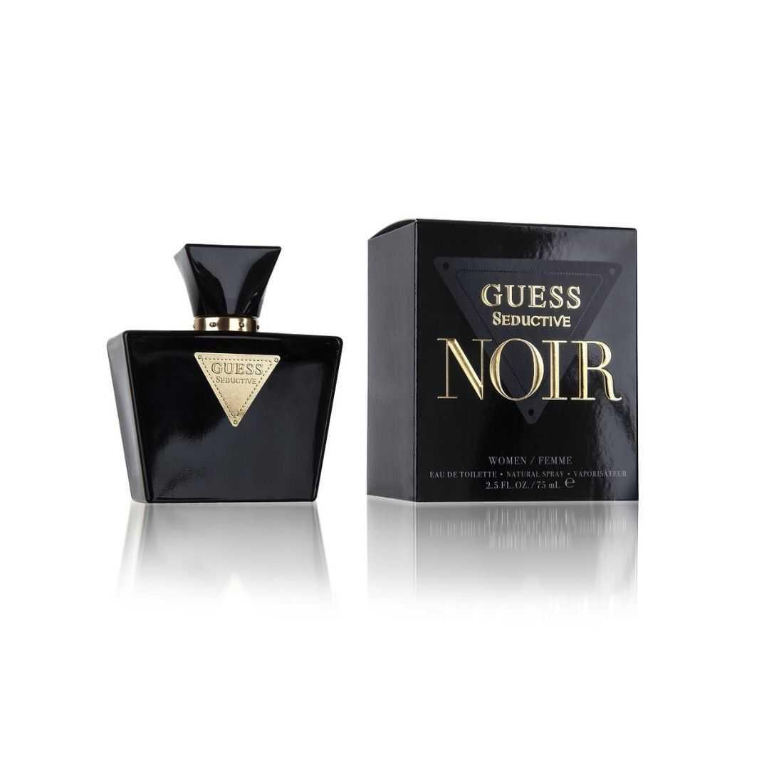 Guess Seductive Noir Women/Femme Eau De Toilette 75ML