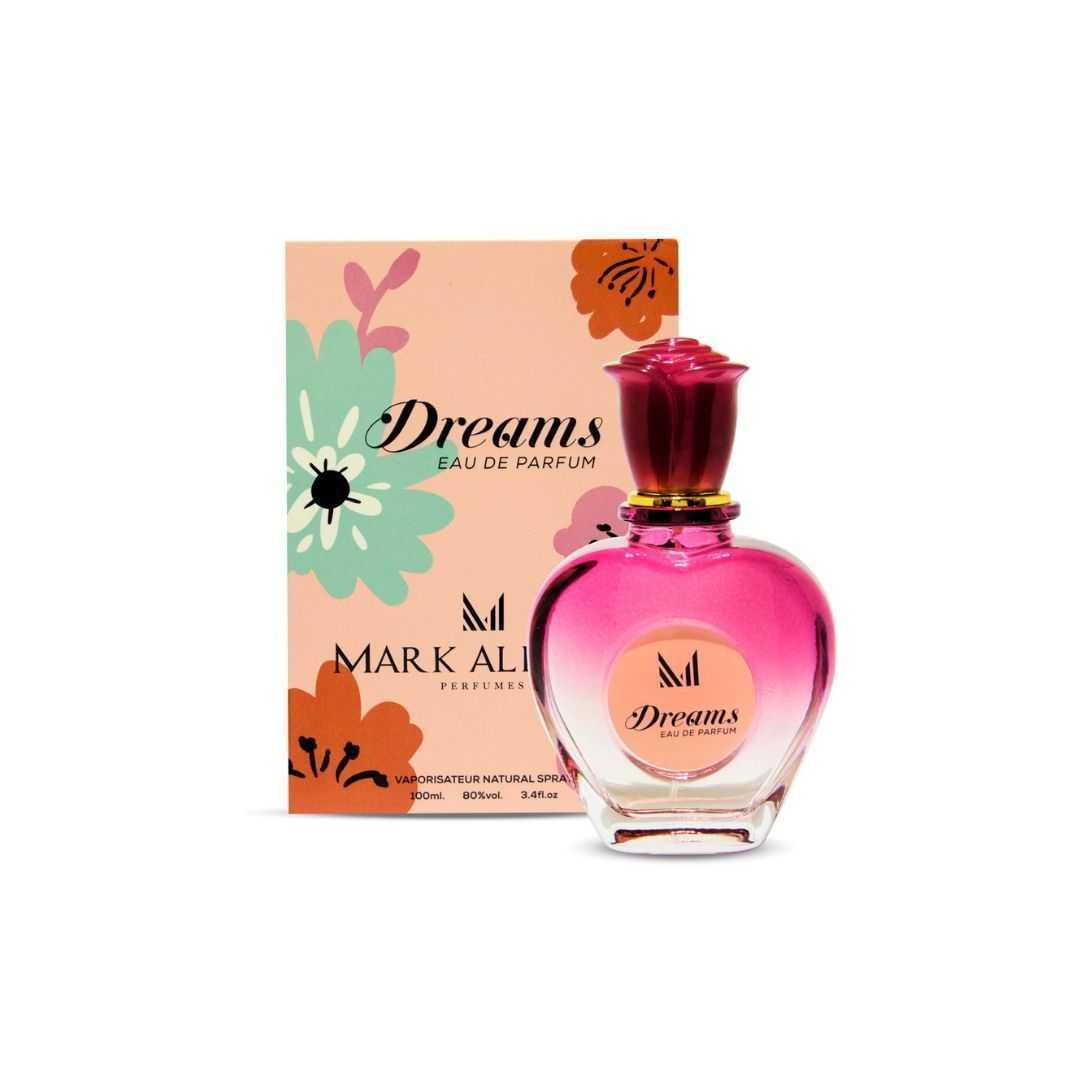 Mark Alfred Dreams For Women Eau De Parfum 100ML
