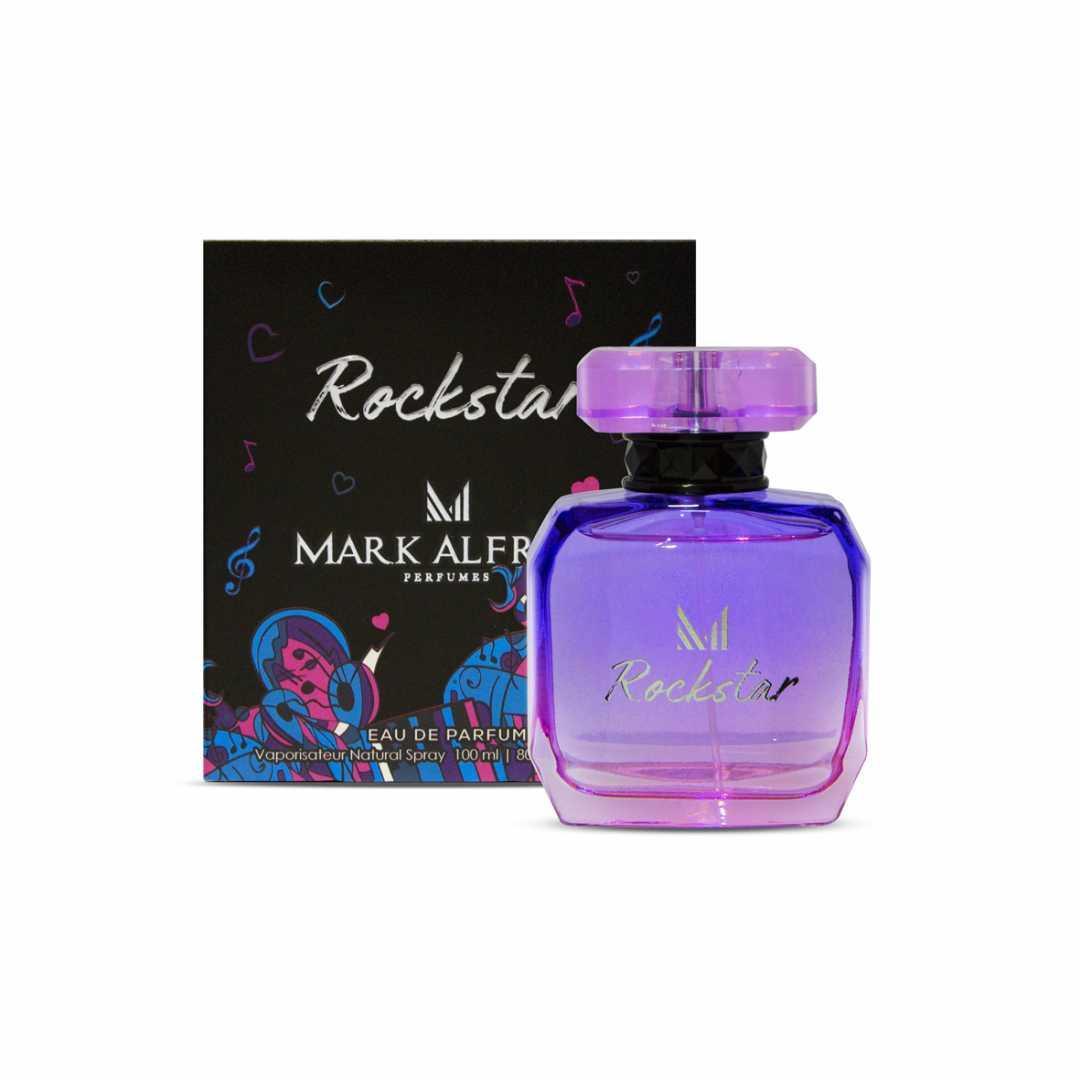Mark Alfred Rock Star For Women Eau De Parfum 100ML