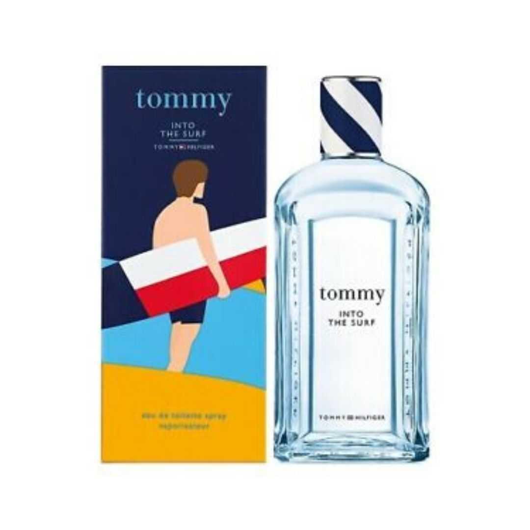 Tommy Hilfiger Tommy Into The Surf  For Men Eau De Toilette 100ML
