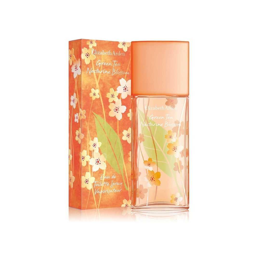 Elizabeth Arden Green Tea Nectarine Blossom For Women Eau De Toilette 100ML