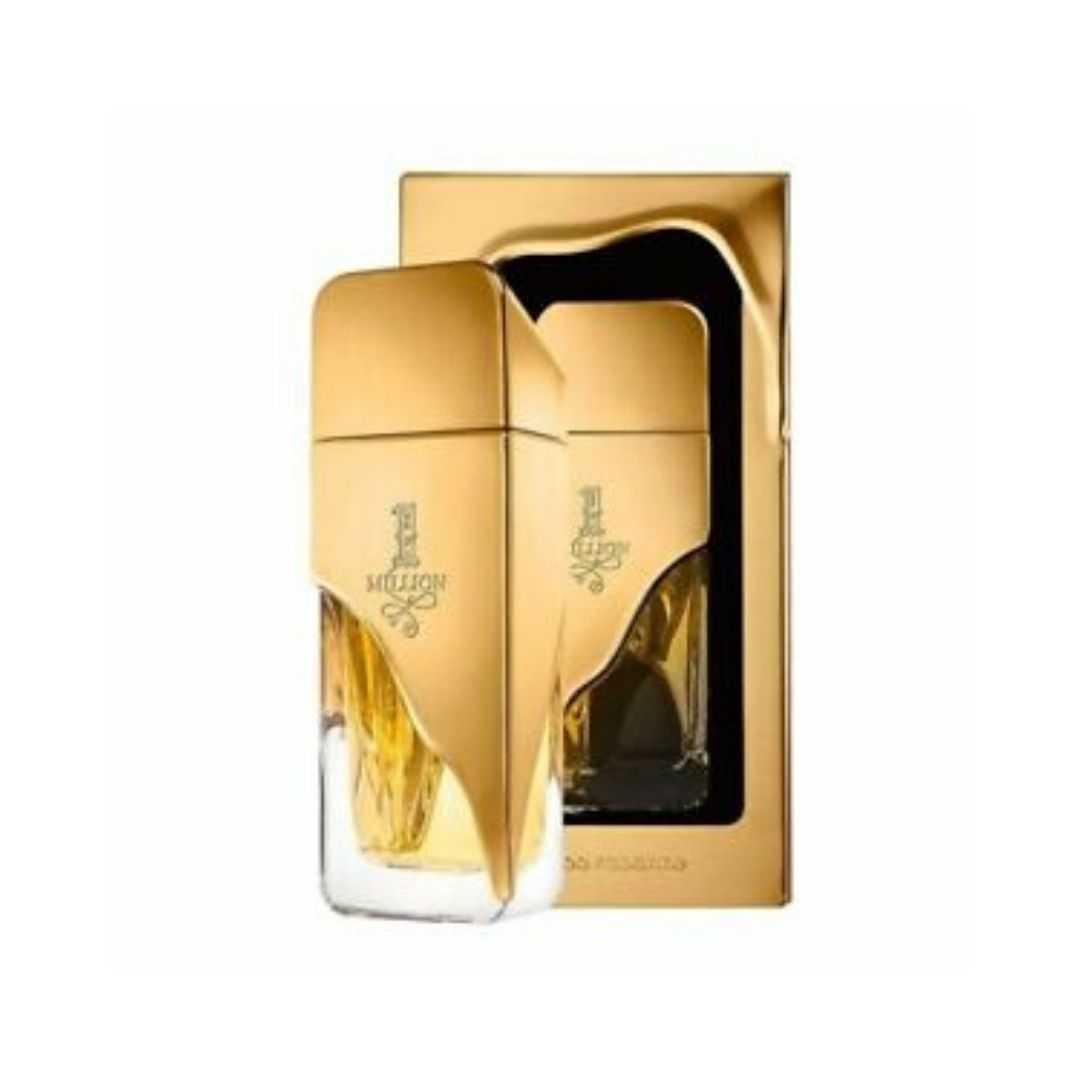 Paco Rabanne 1 Million Collector Edition For Men Eau De Toilette