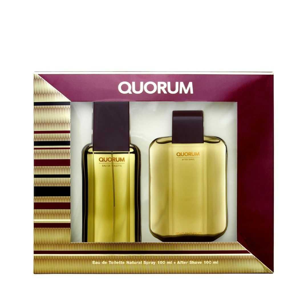 Antonio Puig Quorum Foe Men Eau De Toilette 100ML Set