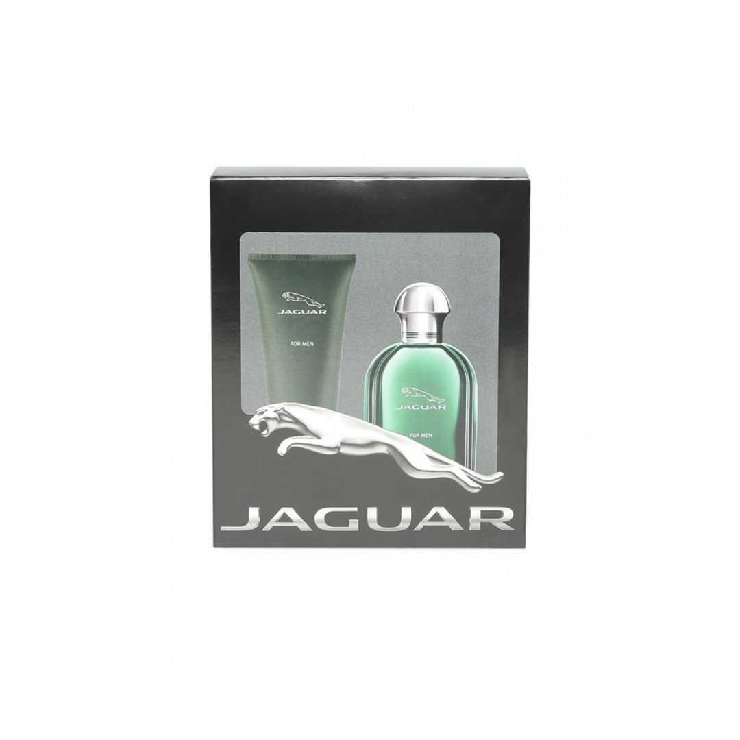 Jaguar For Men Green Eau De Toilette 100ML Set