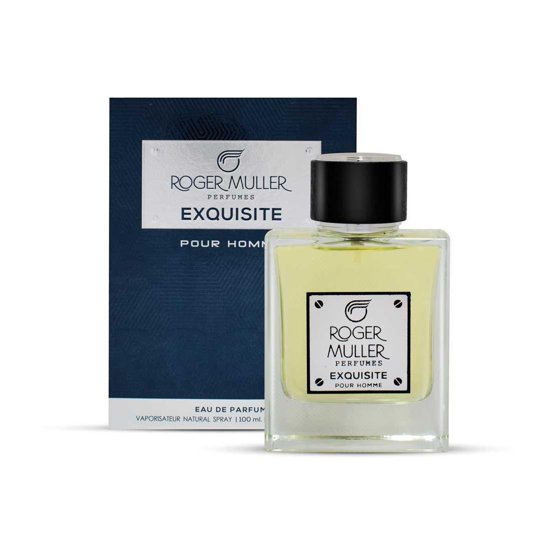 Roger Muller Perfumes Exquisite For Men Eau De Toilette 100ML