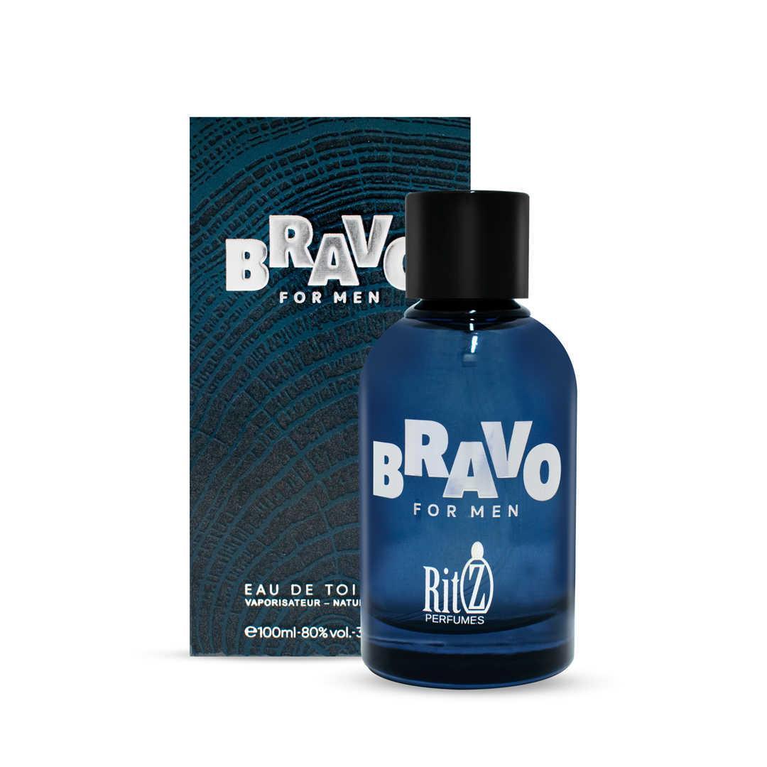 Ritz Bravo Man Eau De Toilette 100ML