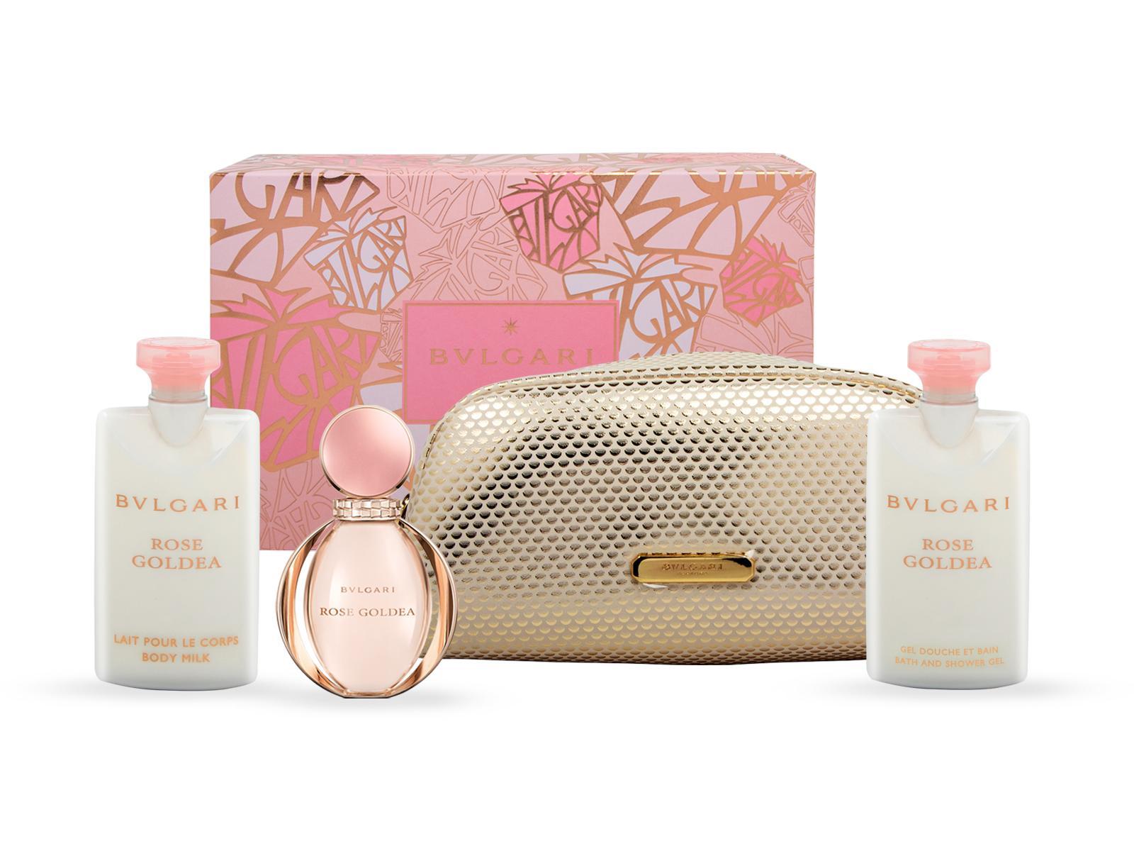 Bvlgari Rose Goldea For Women Eau De Parfum 90ML Set