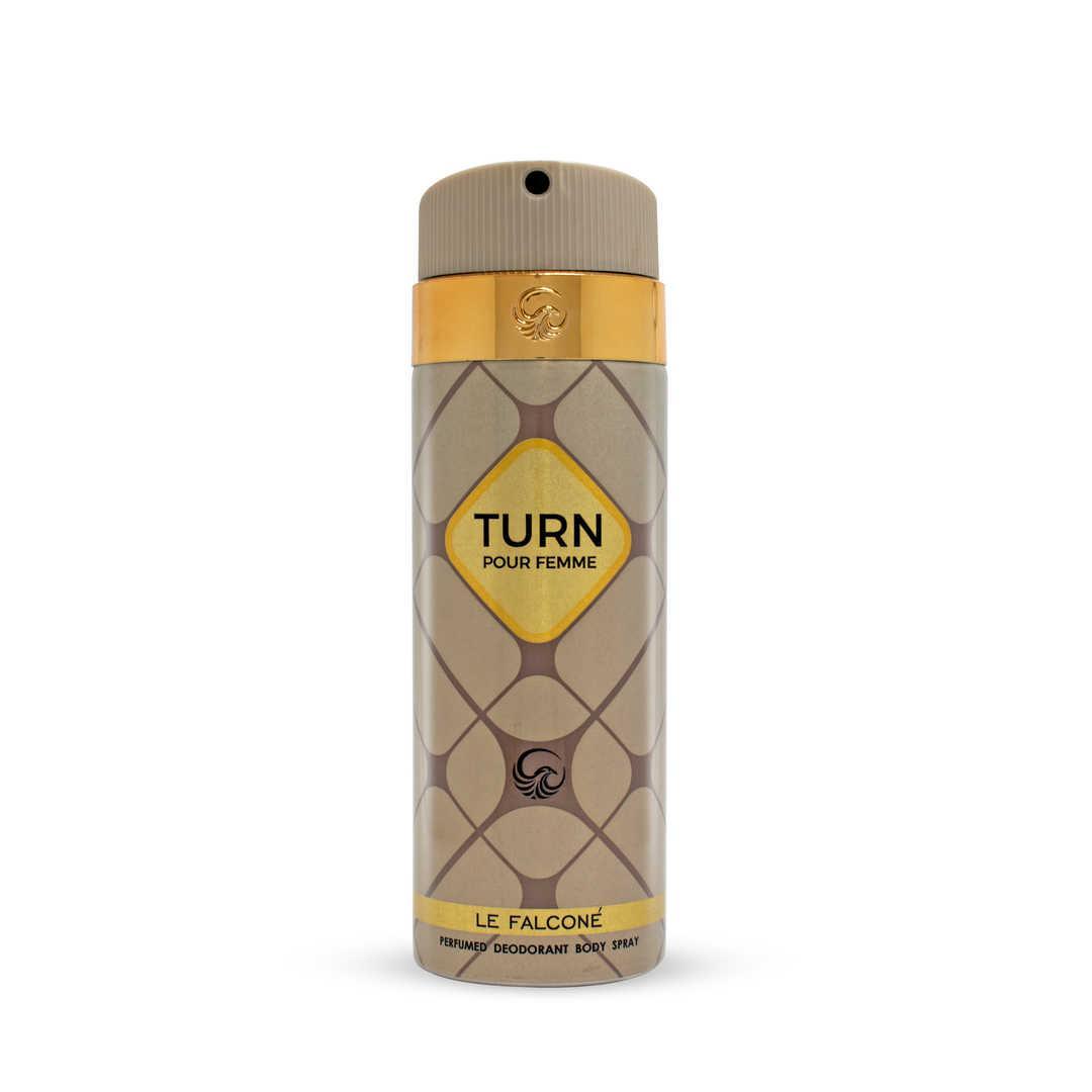Le Falcone Perfume Turn Pour Femme Deo 200ML
