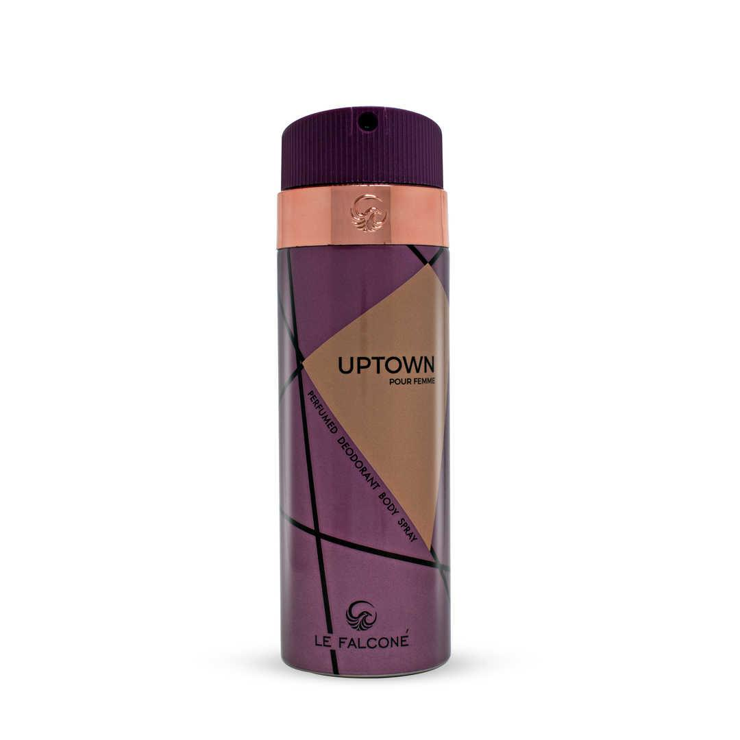 Le Falcone Perfume Uptown Pour Femme Deo 200ML