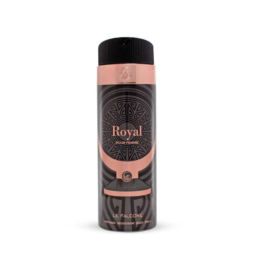 Le Falcone Perfume Royal Pour Femme Deo 200ML