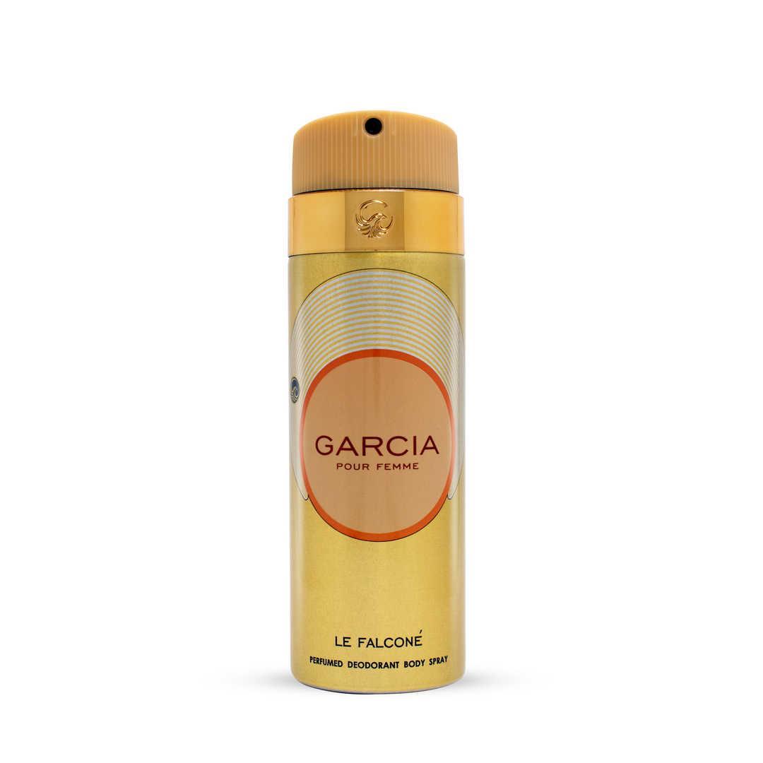 Le Falcone Perfume Garcia Pour Femme Deo 200ML