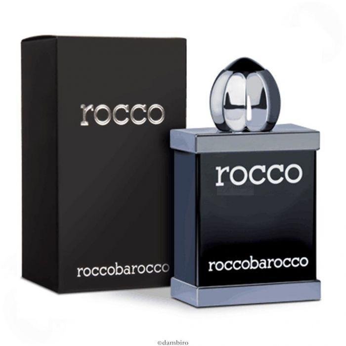 Rocco Barocco Black Eau De Toilette for Man 100 ML