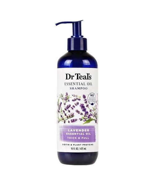 Dr. Teal's Thick & Full Essential Oil Shampoo Lavender 473ml
