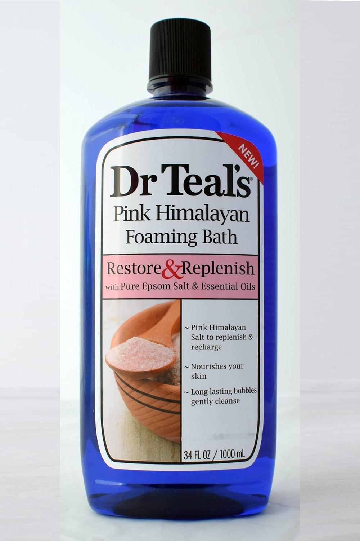 Dr. Teal's Foaming Bath Pink Himalayan 1000ml