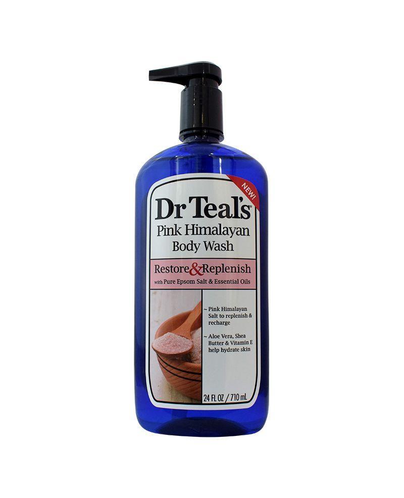 Dr. Teal's Epsom Salt Body Wash - Pink Himalayan 710ml