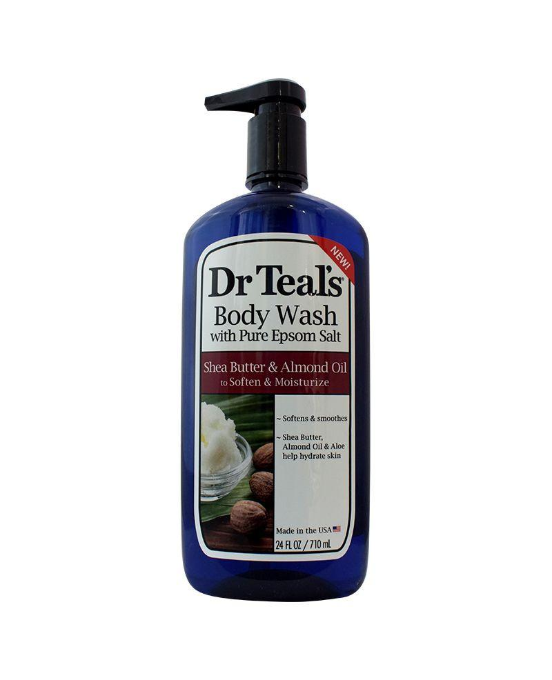 Dr. Teal's Epsom Salt Body Wash - Shea Butter 710ml