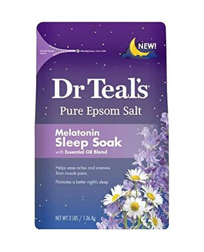 Dr. Teal's Epsom Bath Salt - Melatonin 1.36kg