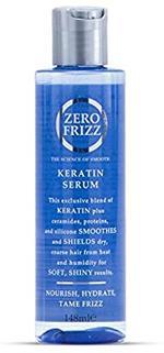 Zero Frizz - Keratin Hair Serum 148ml