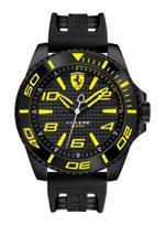Ferrari Men's Water Resistant Analog Watch 830307