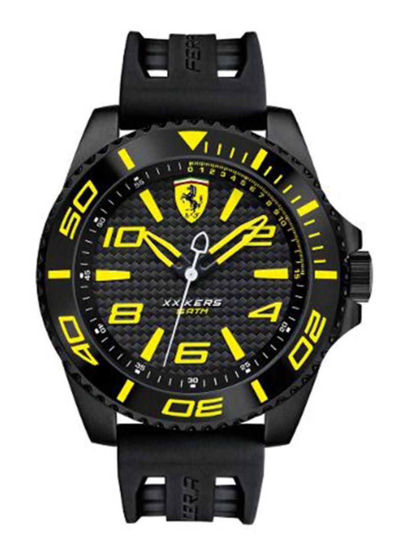 Ferrari Men's Water Resistant Analog Watch 830307