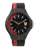 Ferrari Women's Silicone Analog Watch 830367
