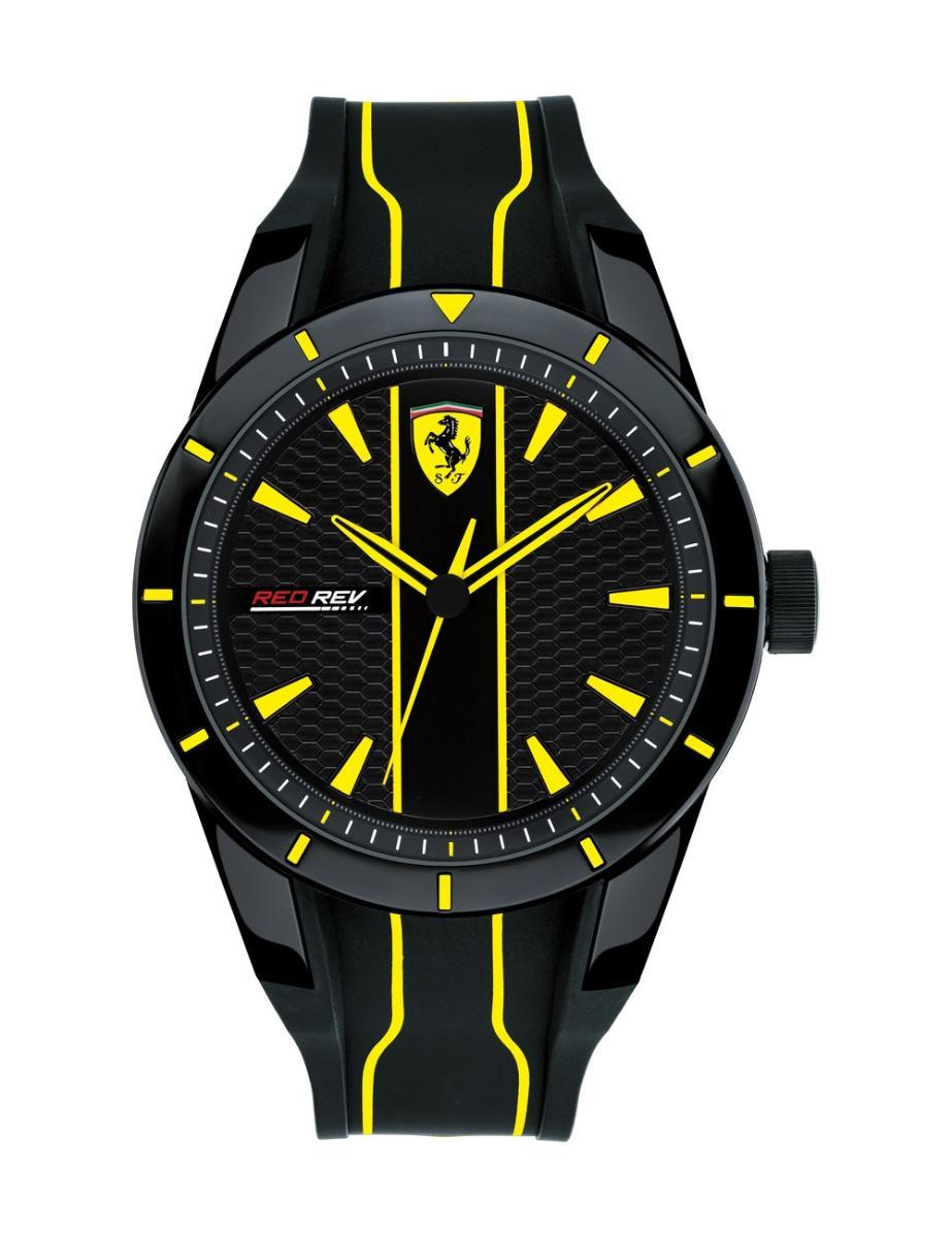 Ferrari Men's Rerev Analog Watch 830482