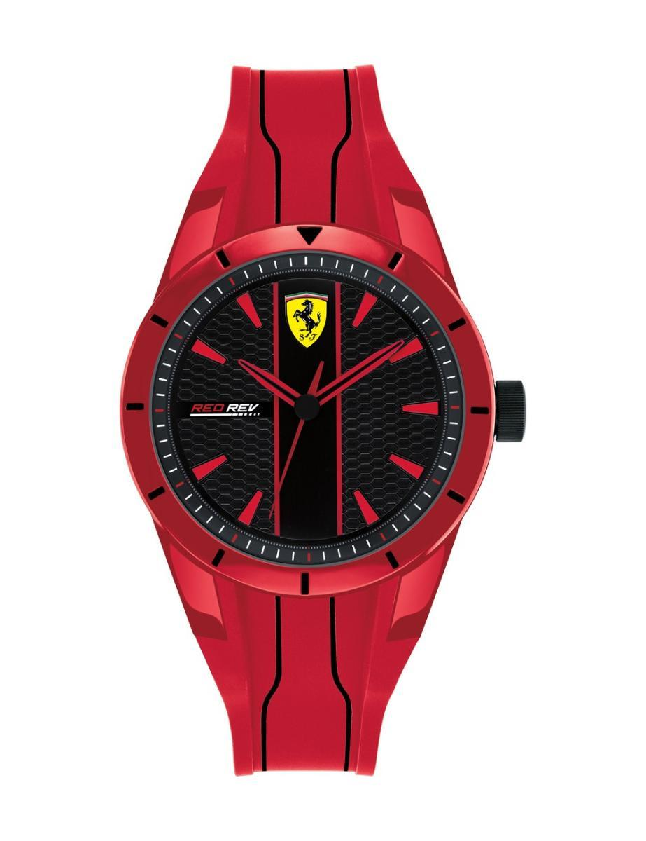 Ferrari Men's Rerev Analog Watch 830494