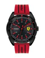 Ferrari Men's Water Resistant Silicone Analog Watch 830544