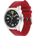 Ferrari Men's Water Resistant Silicone Analog Watch 840019